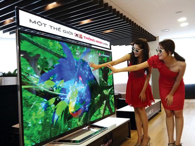 Bảo hành tivi LG tại nhà Hà Nội