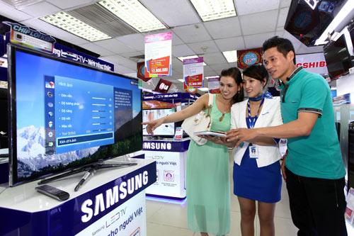 Sửa Tivi Samsung uy tín giá rẻ tại Hà Nội