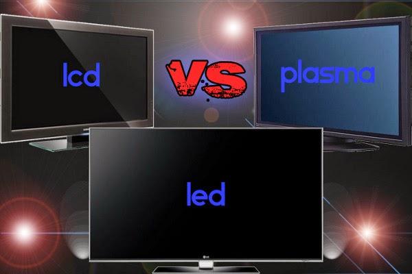 Tivi LCD và tivi LED điểm giống và khách nhau