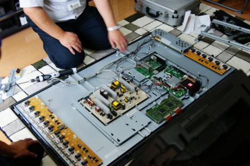 dịch vụ sửa chữa tivi tại nhà